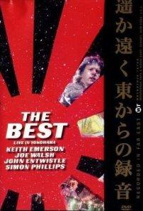 The Best Live in Yokohama DVD