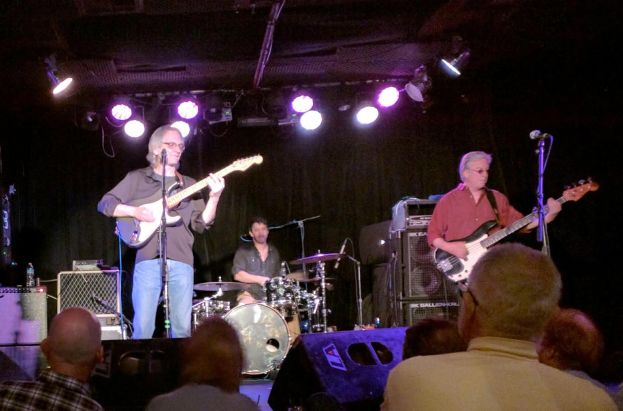 Sonny Landreth Playing in Sacramento 3-31-16